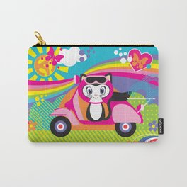 Baby Scoot ( Girls ) Carry-All Pouch