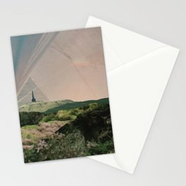 Sky Camping Stationery Cards