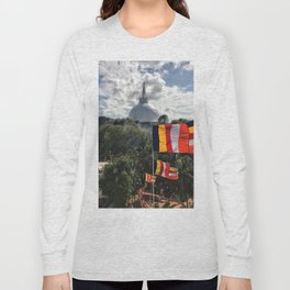 Temple on the Mountain Long Sleeve T-shirt