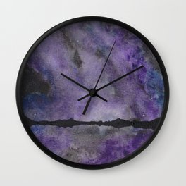 In the Mystery Wall Clock