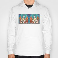 buddhism Hoodies featuring Buddhism by Panda Cool