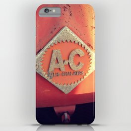 Allis-Chalmers iPhone Case