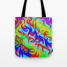 The Jungle of Lust and Discomfort Tote Bag