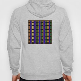 The squares Hoody