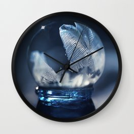 Message In A Bottle Wall Clock