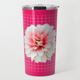 Flower Aesthetic III Travel Mug
