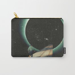 Escaping into the Void Carry-All Pouch