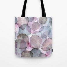Purple Planets Tote Bag