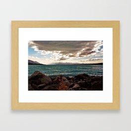 Lake Tekapo (3) Framed Art Print