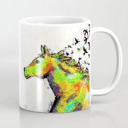 A Horse's Spirit Coffee Mug