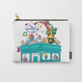 Kawaii Universe Studio Logo Carry-All Pouch