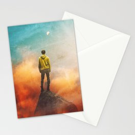 So Far From Me Stationery Cards