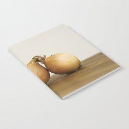Onion trio Notebook