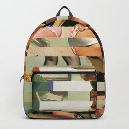 Glitch Pin-Up Redux: Randi Backpack