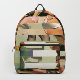 Glitch Pin-Up Redux: Randi Backpack