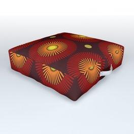 70's Outdoor Floor Cushion