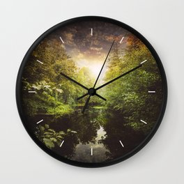 I miss you so much Wall Clock