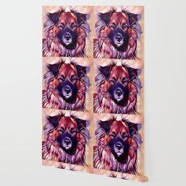 The Eurasian Dog Wallpaper