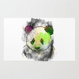 Marshmallow Panda Syndrome Rug