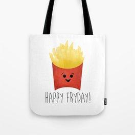 Happy Fryday! Tote Bag