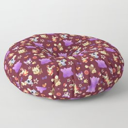 Fake Out Floor Pillow