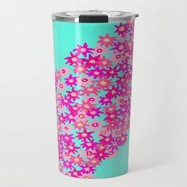 Bellisimo Blue Travel Mug