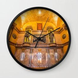 State Theatre, Sydney Wall Clock