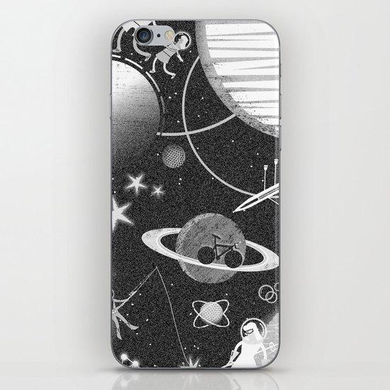 SPACE & SPORT iPhone & iPod Skin