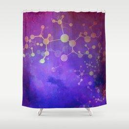 Star Child Shower Curtain
