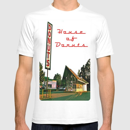 Little House of Donuts T-shirt