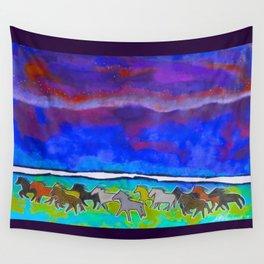 Sky Ponies #31 Wall Tapestry