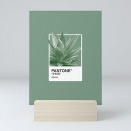 Pantone Series – Agave Mini Art Print