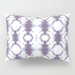 tie dye rotary Pillow Sham