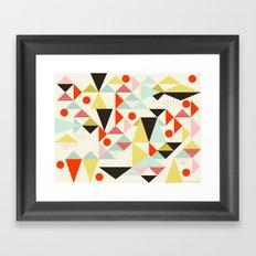 Modern Dreams Framed Art Print