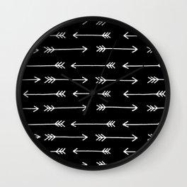 Arrows #2 Wall Clock