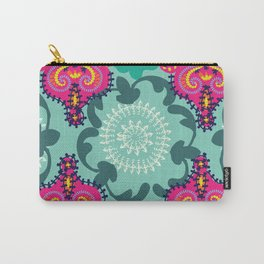 Boho Chic Carry-All Pouch