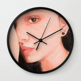 La lectora de almas Wall Clock