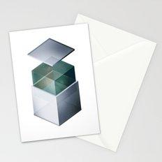 Sinatra Empty Stationery Cards