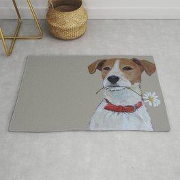 Daisy Dog Rug