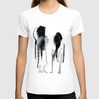 sisters T-shirts featuring SISTERS by Beau Brynes
