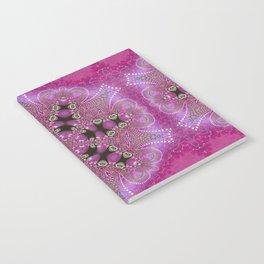 Pink Bohemian Notebook