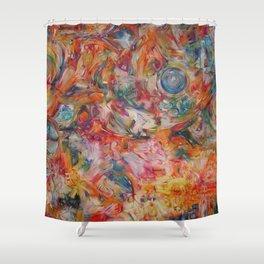 Homemade Ecstasy Shower Curtain