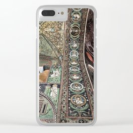 Ravenna Ceiling Clear iPhone Case