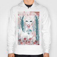 nicki Hoodies featuring the love story of Cupid And Psyche - Celebrity Edition by VeePonce