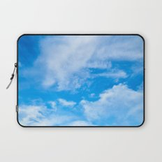 Sky Clouds Laptop Sleeve