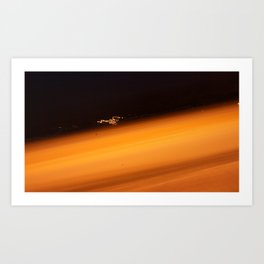 No Longer Traveled Art Print
