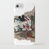 minnie iPhone & iPod Cases featuring Minnie Mouses by carotoki art and love