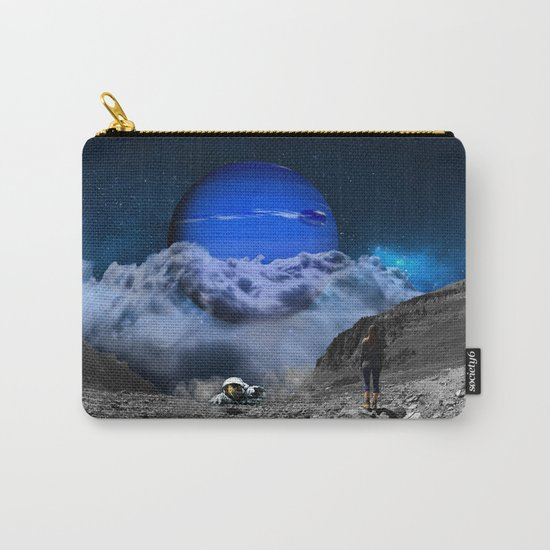 Escape from Blue Planet Carry-All Pouch