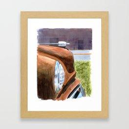 50 Kaiser #1 Framed Art Print