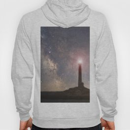 Milkyway over Thacher Island Hoody